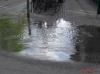 sideway water